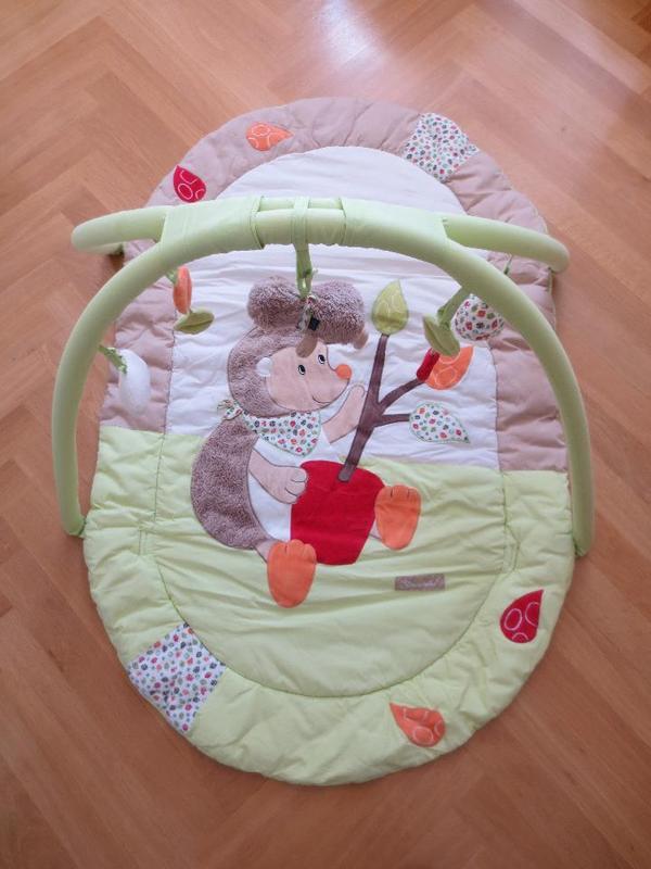 Sterntaler Spielbogen Igel Isidor in München  Baby und