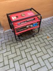 Stromerzeuger Gasoline
