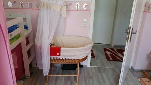 stubenwagen korb neu und gebraucht kaufen bei. Black Bedroom Furniture Sets. Home Design Ideas