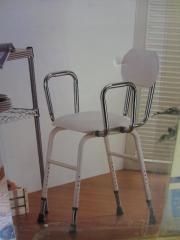 Stuhl für Bad/
