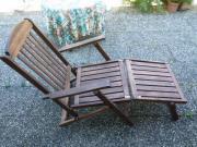 Stuhl Gartenstuhl Balkonstuhl