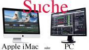 SUCHE Apple iMac