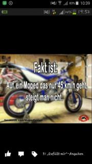 Suche Unfall Moped