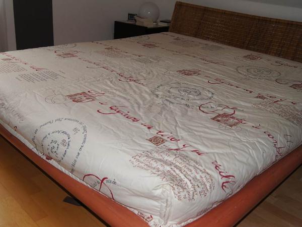 tagesdecke ruf bett szenario in flonheim matratzen rost bettzeug kaufen und verkaufen ber. Black Bedroom Furniture Sets. Home Design Ideas