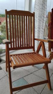 Teak Holzstühle, mit