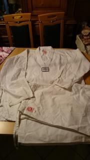 Teakwondo Anzug größe