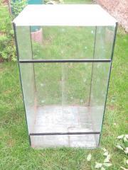 Terrarium Glasterrarium Hochterrarium