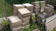 Terrassenplatten/Gehwegplatten (Beton)