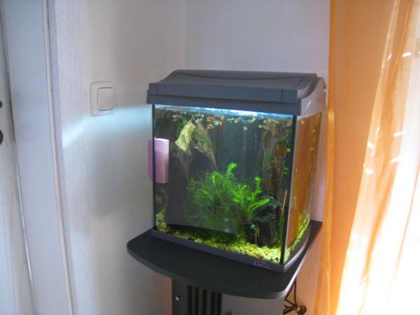 nano aquarium neu und gebraucht kaufen bei. Black Bedroom Furniture Sets. Home Design Ideas