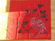 Textil Seiden-Tuch