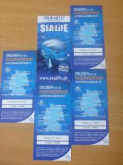 Tickets Sealife DE (
