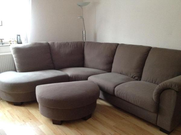 tidafors ikea couch und hocker in berlin ikea m bel kaufen und verkaufen ber private. Black Bedroom Furniture Sets. Home Design Ideas