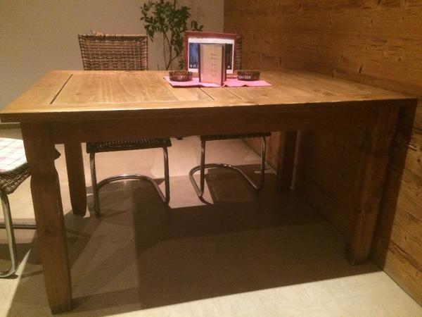 Tisch gr. » Gastronomie, Ladeneinrichtung