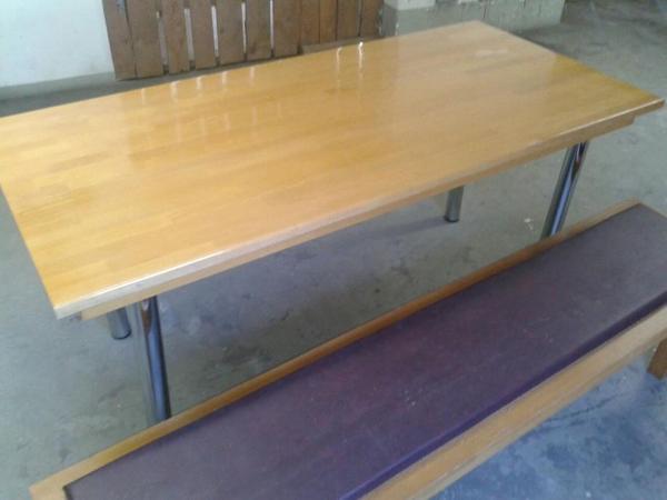 tisch mit bank in rankweil speisezimmer essecken kaufen. Black Bedroom Furniture Sets. Home Design Ideas