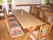 Tische & Stühle etc.
