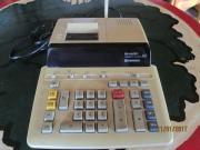 Tischrechner Sharp cs