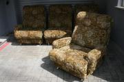 tolle Couch-Garnitur