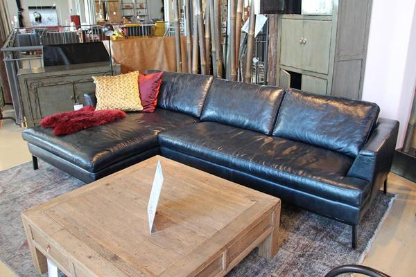 tommy m sofa kombi 2 5 sitzer longchair west end statt 4868 eur nur 3500 eur in viernheim. Black Bedroom Furniture Sets. Home Design Ideas