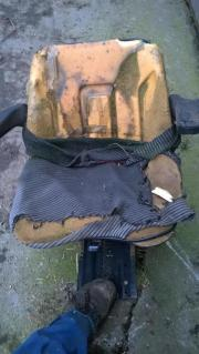 Traktorsitz Gramer mechanisch