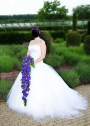 Traumhaftes Hochzeitskleid - WUNDERSCHÖN