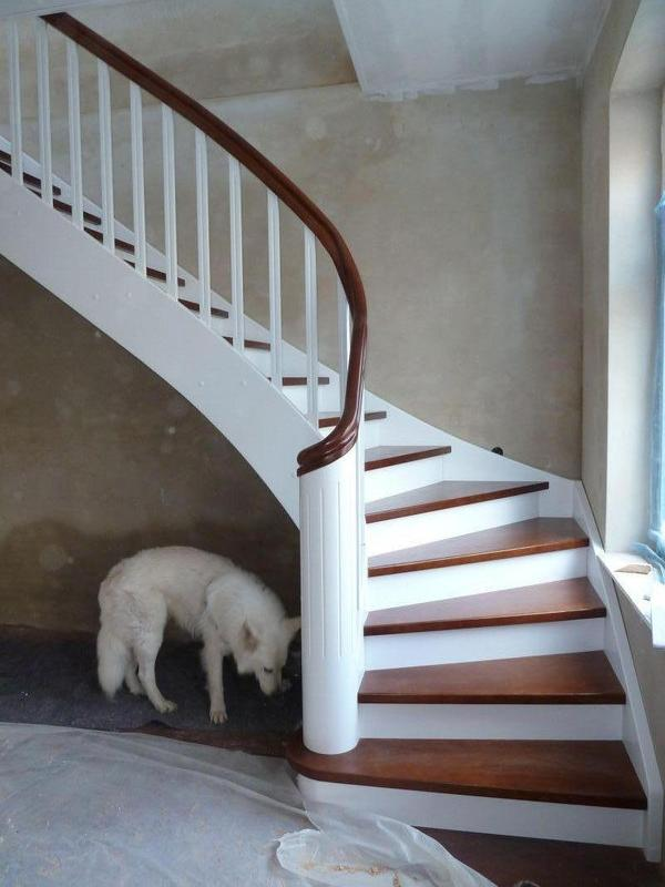 treppen treppe holztreppen holztreppe in slubice kaufen und verkaufen ber private kleinanzeigen. Black Bedroom Furniture Sets. Home Design Ideas