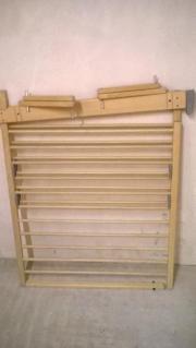 Treppenschutzgittertür