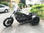 Trike - nur 460km -