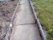 U-Gehwegplatten