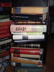 über 100 Bücher