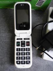 Unbenutztes Handy mit