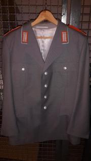Uniformjacke, Bundeswehr, grau