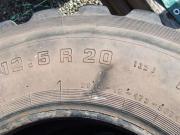 Unimog Reifen 12.