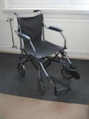 Urlaubs-Rollstuhl, faltbar -