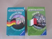 Urlaubsländerquiz Deutschland