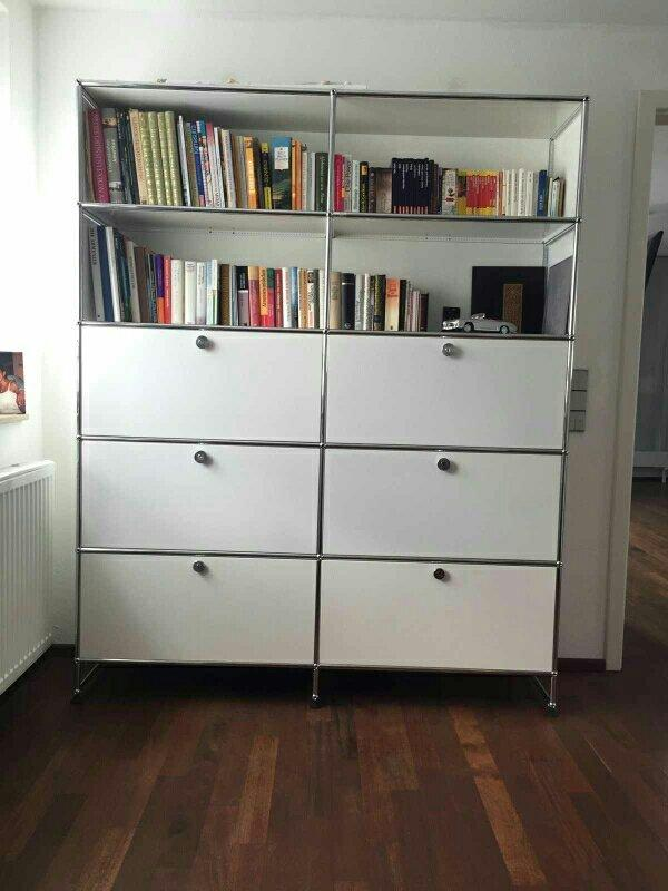 usm haller lowboard gebraucht kaufen nur 4 st bis 65. Black Bedroom Furniture Sets. Home Design Ideas