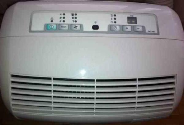 fen heizung klimager te verkaufe delonghi pac n81 klimager t klimaanlage. Black Bedroom Furniture Sets. Home Design Ideas