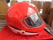 verkaufe GPA Motorradhelm (