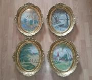 Vier Original Wiehler