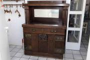Vitrinenschrank antik haushalt m bel gebraucht und for Alte vitrinenschra nke