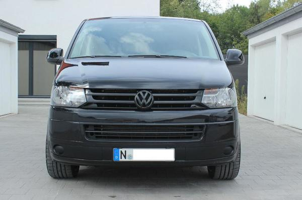 the car volkswagen t5 caravelle lang comfortline facelift. Black Bedroom Furniture Sets. Home Design Ideas