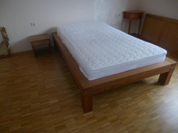 vollholzbett vom tischler betten aus bregenz. Black Bedroom Furniture Sets. Home Design Ideas