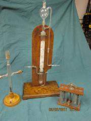 Vorkriegs- Chemieglasgeräte