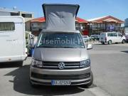 VW California - unser \