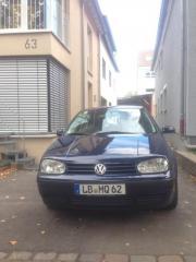 VW Golf mit