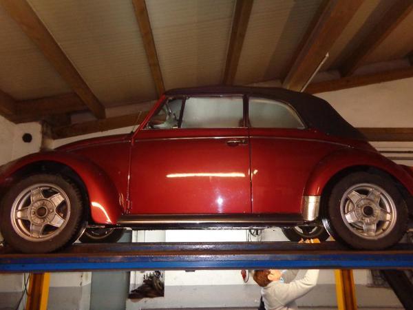 vw k fer cabrio in elmstein vw beetle k fer kaufen und verkaufen ber private kleinanzeigen. Black Bedroom Furniture Sets. Home Design Ideas