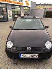 VW Lupo Sunshine -