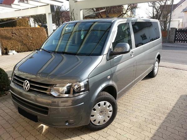 vw t 5 caravelle langer radstand 2 tdi 103 kw natural grey metallic kofferraumriese. Black Bedroom Furniture Sets. Home Design Ideas