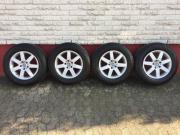 VW Tiguan Winterkompletträder