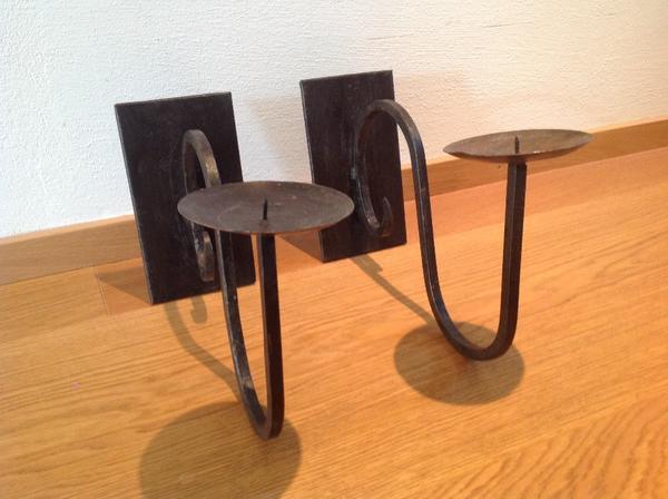 kerzenhalter wand neu und gebraucht kaufen bei. Black Bedroom Furniture Sets. Home Design Ideas
