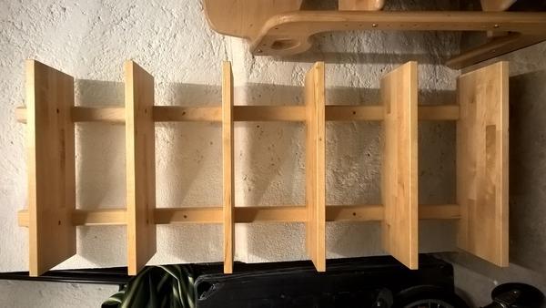 wandregal ikea v rde birke in m nchen ikea m bel kaufen und verkaufen ber private kleinanzeigen. Black Bedroom Furniture Sets. Home Design Ideas